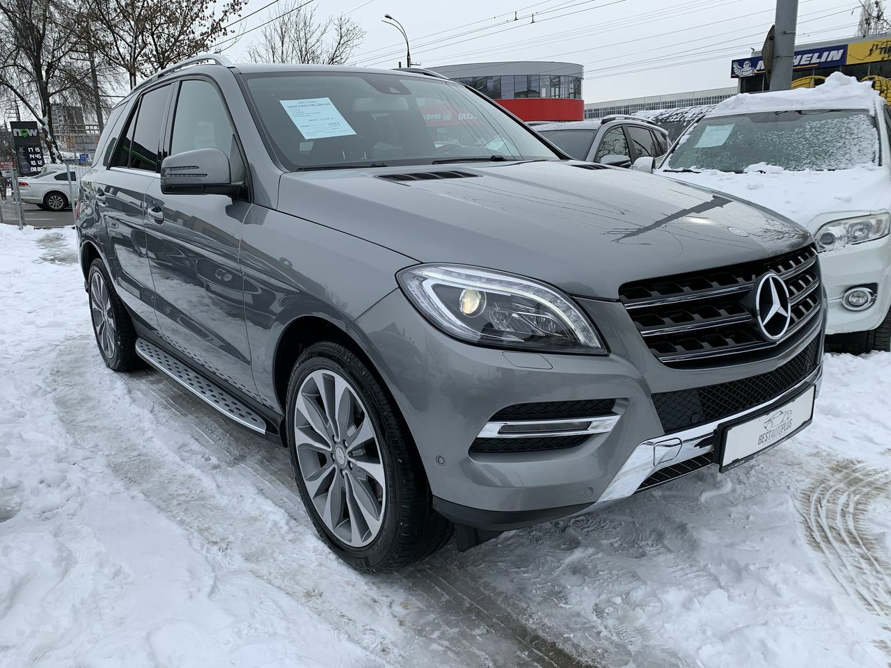 "<span style=""font-weight: bold;"">mercedes ml</span>"