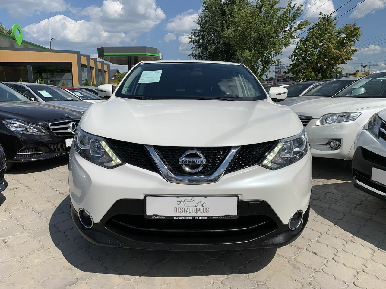 "<span style=""font-weight: bold;"">Nissan qashqai</span>"
