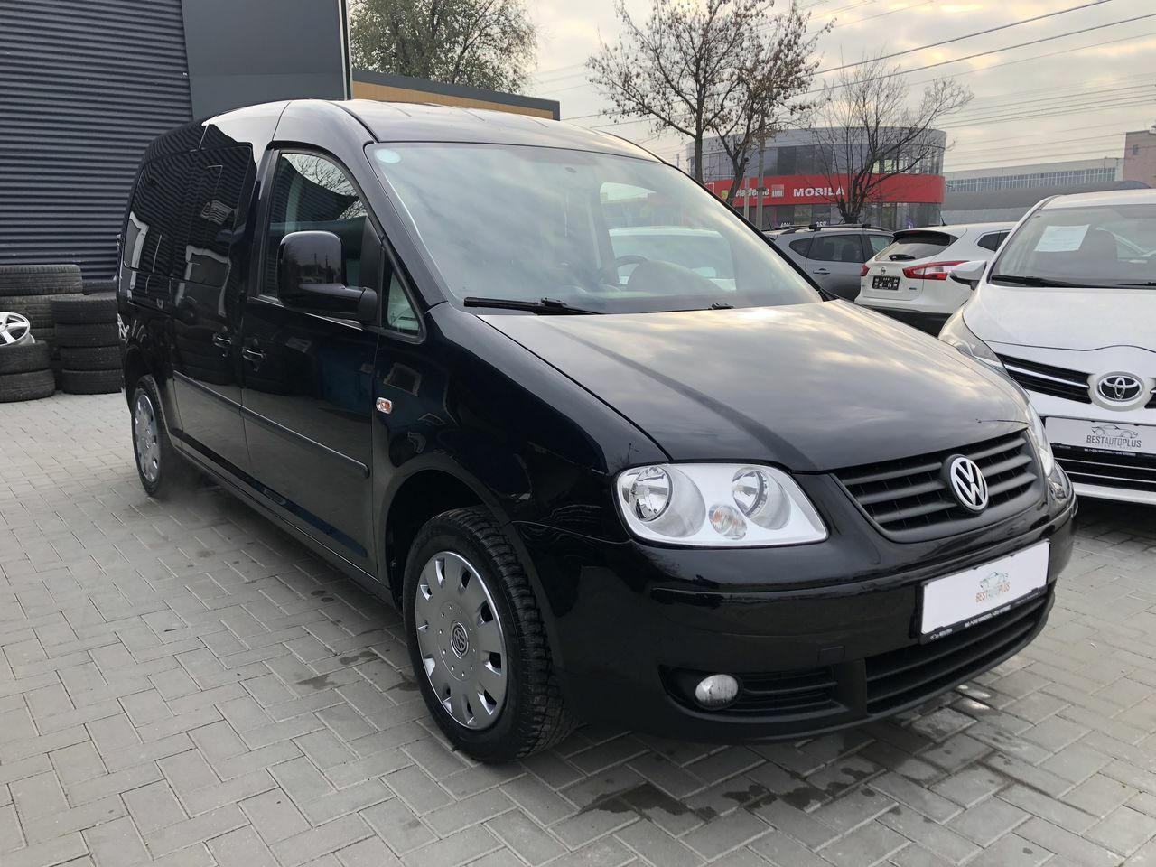 "<span style=""font-weight: 700;"">Volkswagen caddy</span>"